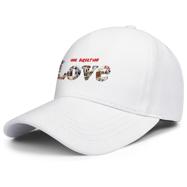 Niall Horan Liam Payne Zayn Malik white for men and women trucker cap baseball cool fitted mesh hats