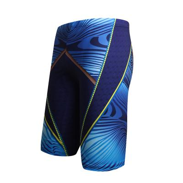 Uomo Swim Trunks impermeabile Quick Dry costume da bagno uomo immersioni costume da bagno intero slip a vita bassa Gay Beach Shorts Wear