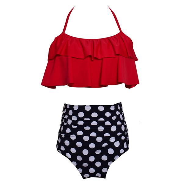 New Sexy bikini set women swimsuit wire free with pad bathing suit high waist backless adjustable bikini Female biquini