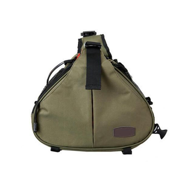 Outdoor Nylon Lightweight Wide Strap Storage Shoulder Bag Pouch for DSLR Camera New