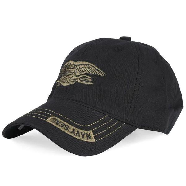 Navy Seal Erkekler Beyzbol şapkası Çocuk Casquettes Trucker Ordu Taktik Şapkalar Kadınlar Snapback Gömme Hip Hop Nakış Baba Siyah Caps