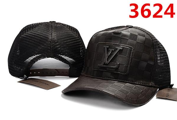 Outdoor-Marke Designer Sport Mesh Caps Hip Hop Knochen Einstellbare Hysteresen Cool Pattern Hats New. neuer Hut
