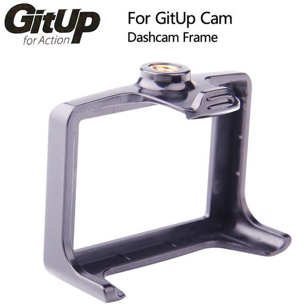 GitUp Git1 / Git2 / 2P Spor Eylem Kamera için Kamera Fotoğraf Spor Eylem Video kameralar Aksesuar Orijinal GitUP Dashcam Çerçeve