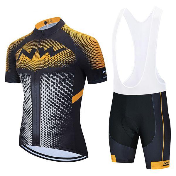 06 Jersey bib shorts set