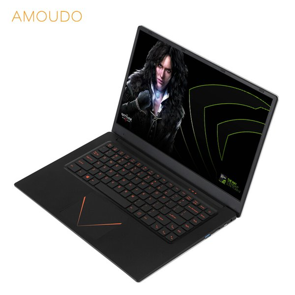 15,6 Zoll 1920 * 1080 P FHD Gaming Laptop Nvidia 940M 6 GB RAM 128 GB / 256 GB / 512 GB SSD Intel Quad Core CPU Notebook Computer