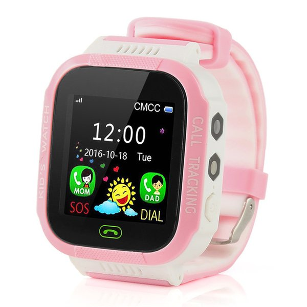 Y21S GPS Kids Smart Watch Anti-Lost Flashlight Baby Smart Wristwatch SOS Call Location Device Tracker Kid Safe vs Q528 DZ09 U8 Smart Watch