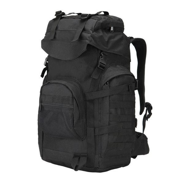 Outdoor Sports Camping Trekking Rucksack Tactical Military Backpack Large Capacity Water Resistant Camping Climbing Hiking Bag