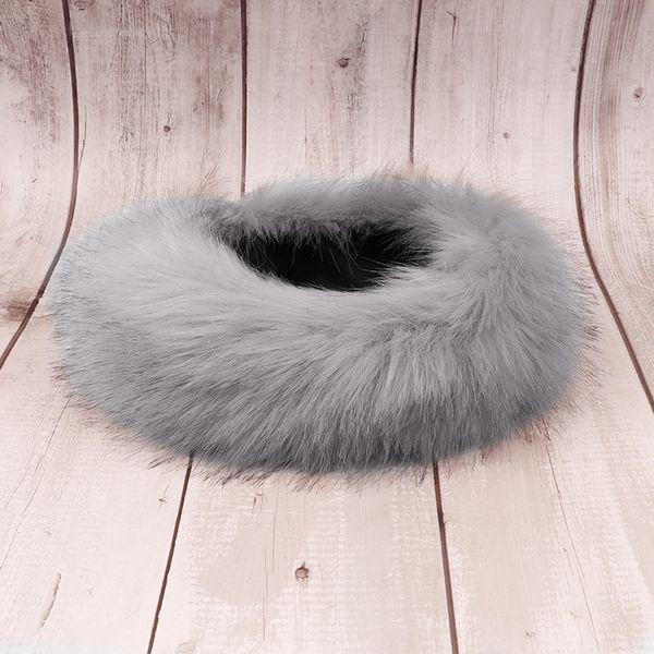 Inverno Fox Faux Headband Da Pele Para A Senhora Mulheres Earmuff Ampla Hairbands Mais Quente Ear Turband Russa Estilo Cossaco Chapéu Acessórios Para o Cabelo