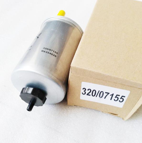 pour filtre à carburant JCB 320/07155