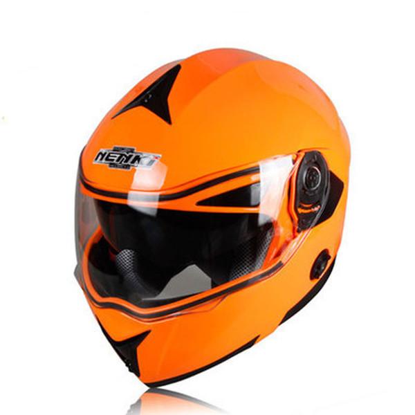 Motorcycle helmet female full face bicycle helmet street motorcycle racing modular flip double visor sunscreen lens 835
