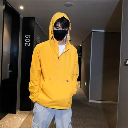 2019 Qualitäts-lange Hülse 2019 New Designer Herrenmode lose Pullover und natürliche Farben für Sport-beiläufige Hoodies mit Größe QSL198232