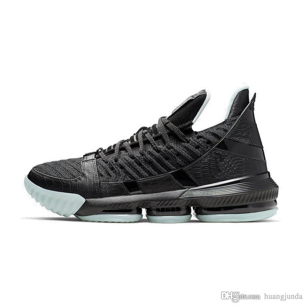 Cheap mens lebron 16 basketball shoes new SuperBron Blacks out Red Blue Gold White Green youth kids cheap lebrons sneakers boots with box
