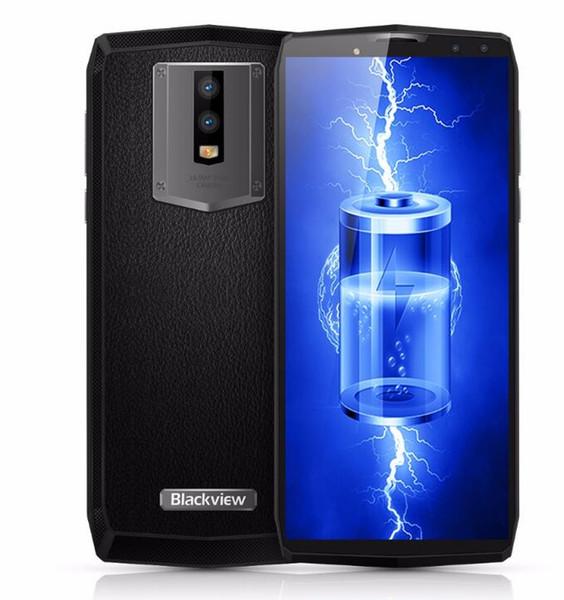 """Blackview P10000 Pro 5.99"""" FHD + Full Screen 4GB+64GB MT6763 Octa Core Smartphone 11000mAh BAK Battery 5V/5A 16.0MP Rear Camera"""