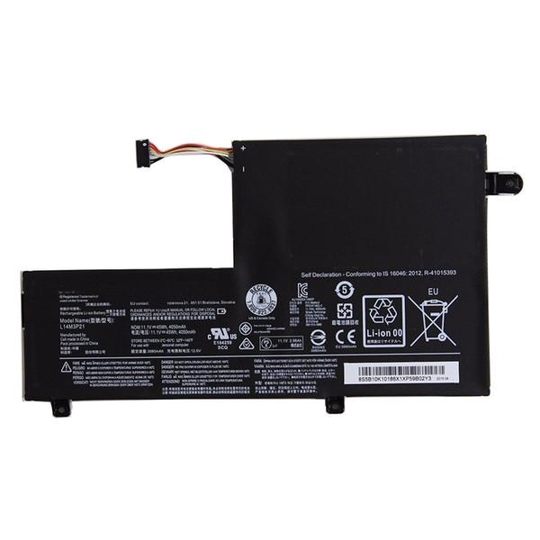L14M3P21 / L14L3P21 Lithium-Ion Battery forLenovo Flex 3-1470 Flex 3-1480 Flex 3-1580 Edge 2-1580