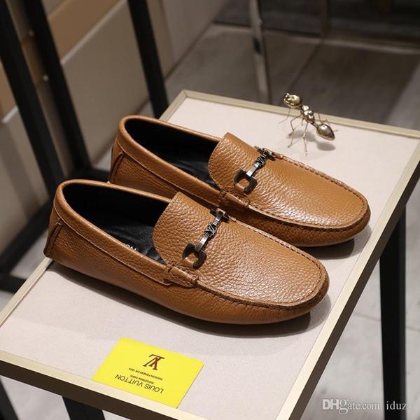 Italion italiano di lusso mens dress scarpe nappe mocassini oxford scarpe per uomo zapatos de hombre de vestir formale zapatos caballero