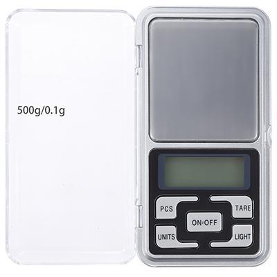 B 500 g 0,1 g