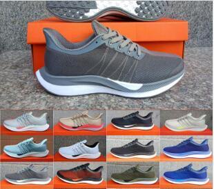Air Zoom Pegasus 35 Turbo Top Quality For Men Women Running Shoes Black Bred Tan AiRS Originals Pegasus 35 Lining Net Gauze Sneakers Shoes