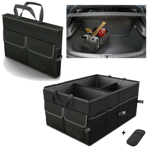 Trunk Cargo Organizer Folding Caddy Storage Collapse Boxes Bin for Car Truck SUV