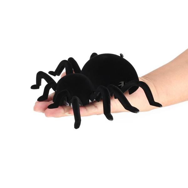 12 X Wholesale Kids Children Funny Tricky Scary Moving Prank Creepy Insects Toys Zabawki edukacyjne