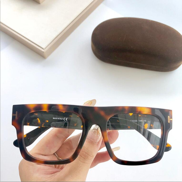 top popular New eyeglasses frame women men designer eyeglass frames designer eyeglasses frame clear lens glasses frame oculos 5634 with box 2021