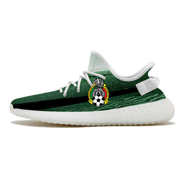 2019 Custom Pattern 35 Hot Authentic V2 Static Kanye r Shoes For Men Women Butter Sesame Zebra Semi Frozen Yellow EF2905 Sneakers