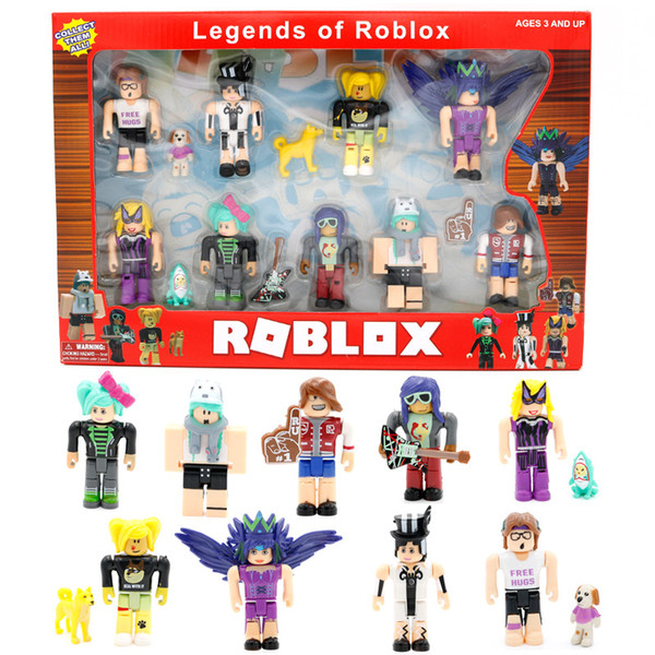 E Boy Roblox Boy Pictures Roblox Character Figure Toy Pvc Building Block Game Figma Oyuncak Action Figura Toy Roblox Boy Toy For Children Party Buy At The Price Of 12 63 In Dhgate Com Imall Com