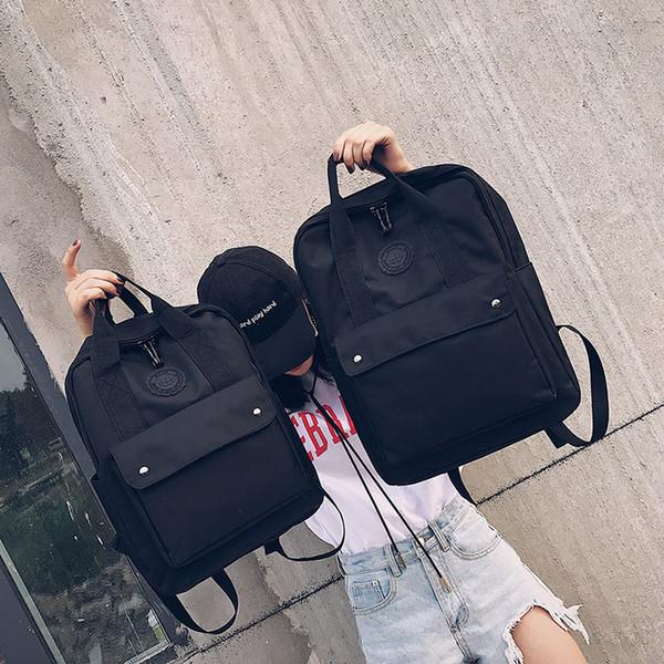 High Quality New Waterproof Women Backpack for School Teenagers Girls Stylish School Bag Ladies Canvas Backpack Female NA-100