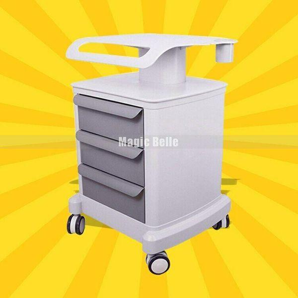Tri-Drawer Trolley