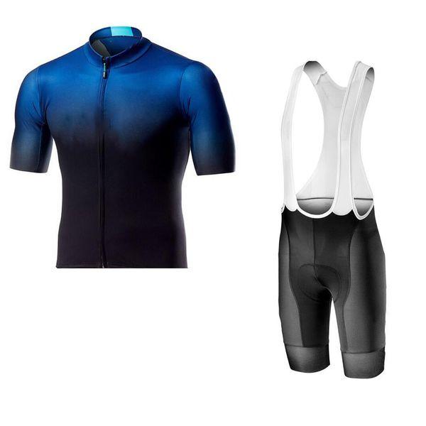 Professional Cycling Uniform Mans Cycling Jerseys Road Bicycle Clothing Rock Racing Bike Clothes Cycling Wear