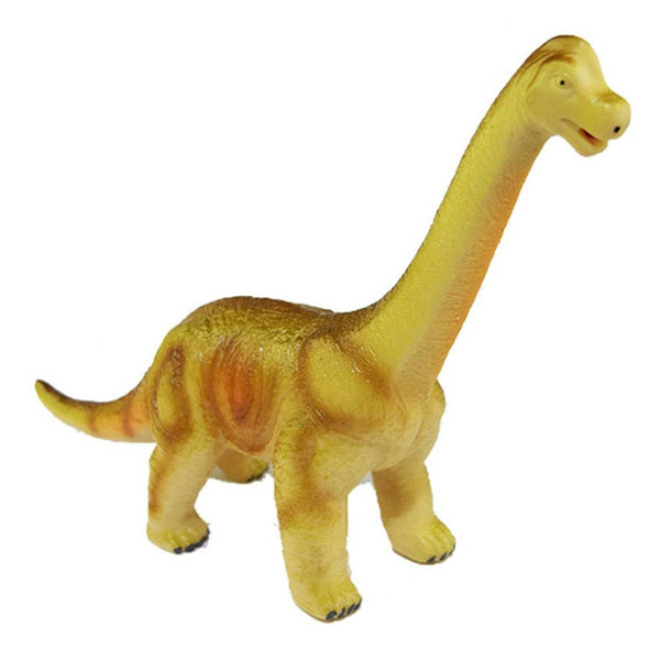 Simulation Silicone IC Horn Sounding Dinosaur Model Children As picture Educational Toys