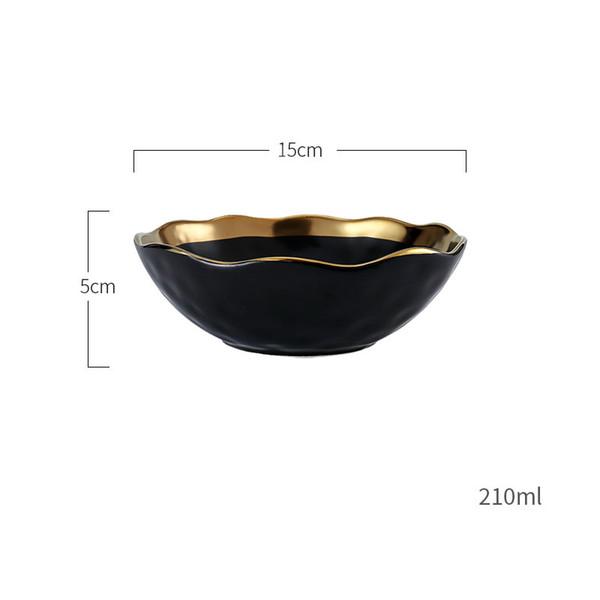 6 بوصة السلطانية - أسود نموذج جديد