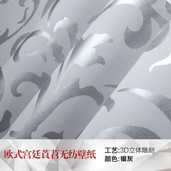 7031 grigio argento Tessuto non tessuto