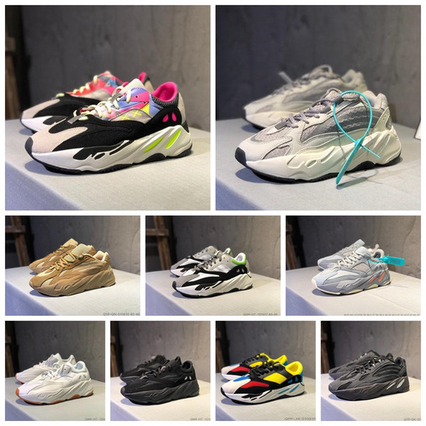 quality design 94b59 b4db8 Latest Wave Runner 700 V2 Mens Running Shoes Yeezy Boost Static Mauve  EE9614 Solid Grey B75571 Fashion Sports Women Sports Sneakers Shoes Running  ...