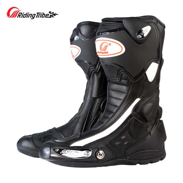 Ultra Motocross Shoes Yaseri Boots Anticollision Gift Motorcycle From Bottes Wearable Fiber Laarzen 2019 Stiefel Stivali With Leather Bot Botas hdCstQr