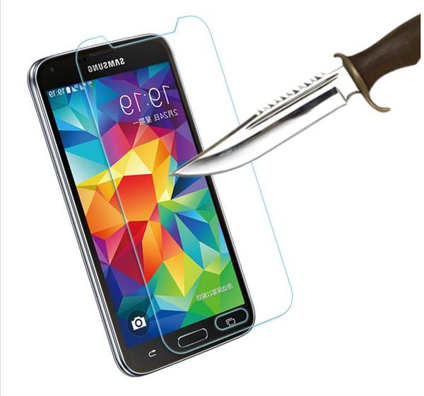 Dhl versand ultra hd dünne 0,3mm 9 h premium gehärtetem glas displayschutzfolie für samsung galaxy a3 a5 a510 a7 a710 a8 a810 a9