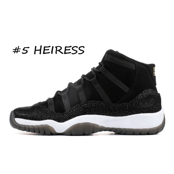 # 5 HEIRESS