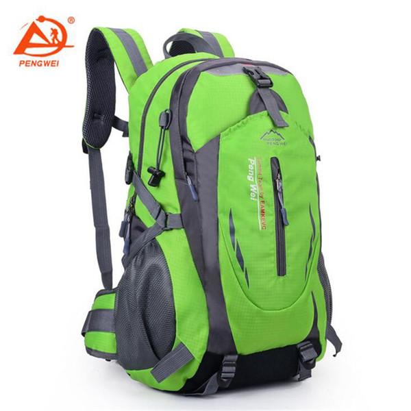 Vendita calda Nylon Zaino nero Impermeabile Back Pack Laptop da uomo Designer di alta qualità BackpacMale Escolar