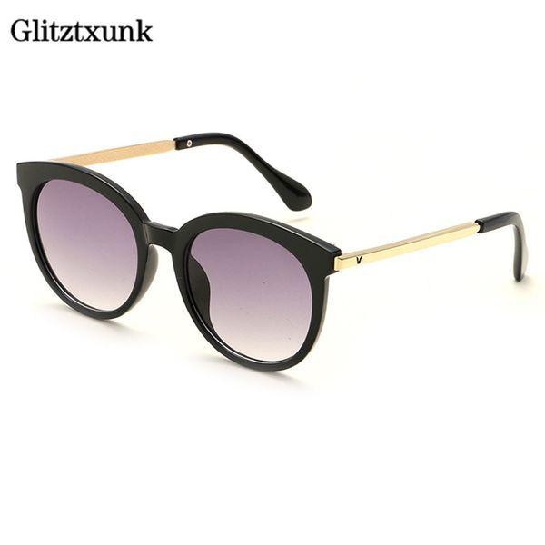 top popular Glitztxunk Children Sunglasses For Girls Boys Kids Sunglass Classic Fashion Baby Eyewear Beach Outdoor Sport Goggle Uv400 2021