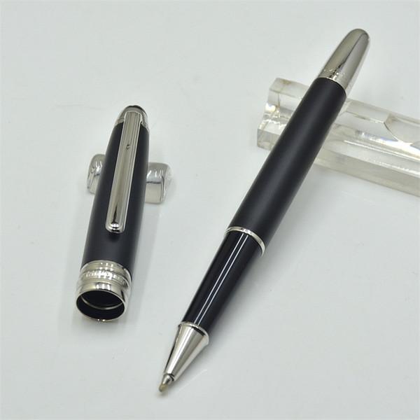 قلم حبر كروي (مقطع فضي)