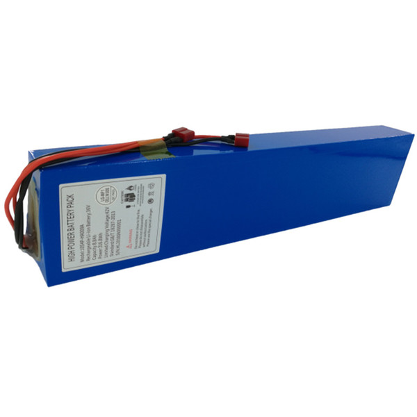 36V 8.8Ah Lithium ion Battery Pack with Chinese 18650 10S4P E-scooter Battery with BMS for Electric Scooter