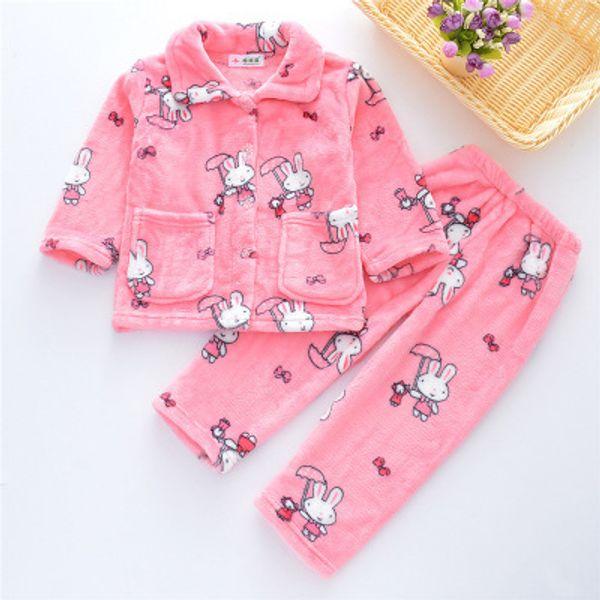 Розовый Кролик B пижама