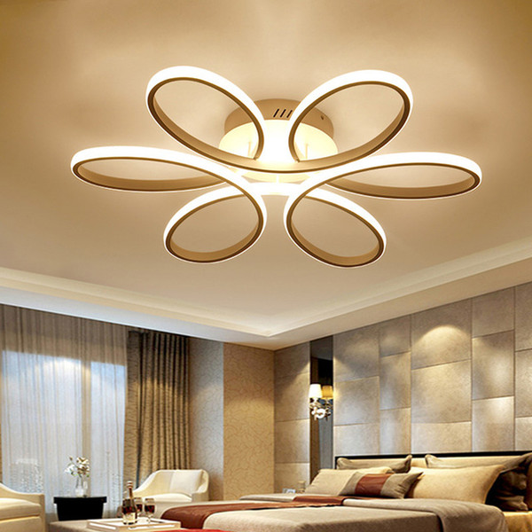 JESS Plafoniere moderne Apparecchi di illuminazione a LED Apparecchi di cucina a casa per interni Sala da pranzo Illuminazione camera da letto Lampara Techo EMS