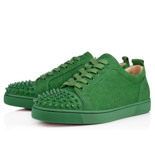 Ante verde con pinchos