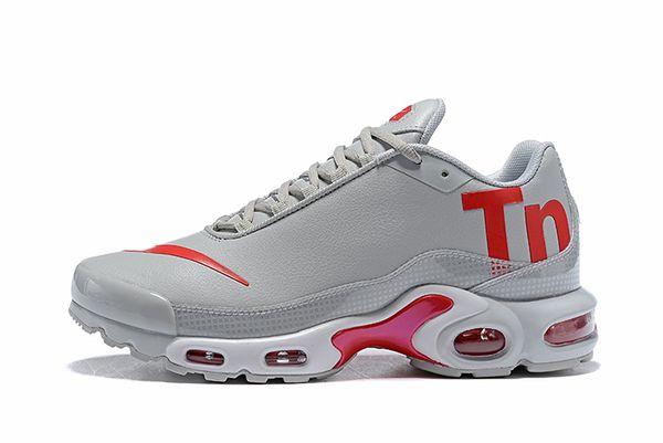 2019 Mais Novo Mercurial Plus Tn Ultra SE Preto Branco Azul Marrom Sapatos Ao Ar Livre Ao Ar Livre Sapatos TN Das Mulheres Dos Homens Formadores homens Sneakers 40-46
