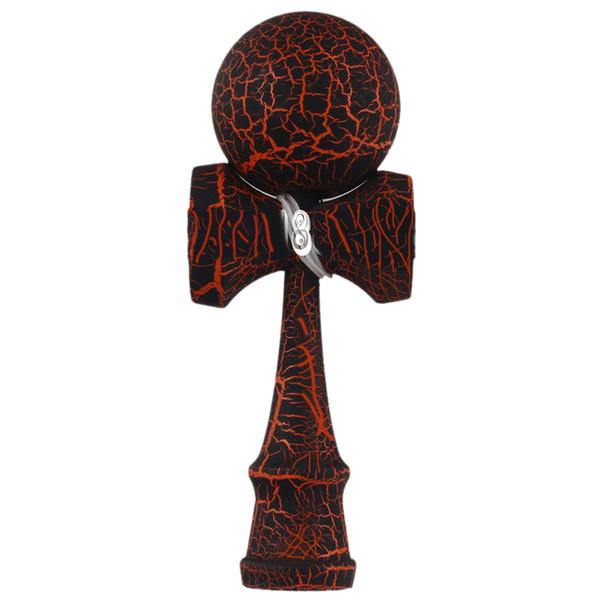 vente en gros plein bois crépitement Kendama Ball Education traditionnel jeu jouet