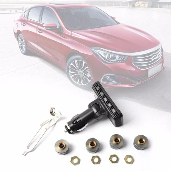 JET-1000M pneu externo Monitorização da Pressão Sistema isqueiro Ferramentas Tempo real TPMS Car Vehicle Detector Tiro de diagnóstico