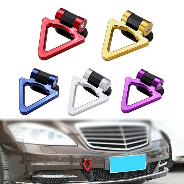 Fai da te auto Automobile Esterno modifica Hook aste Tipo di auto Fissare Rimorchio Anello Protezione Striscia Scratch_3.18
