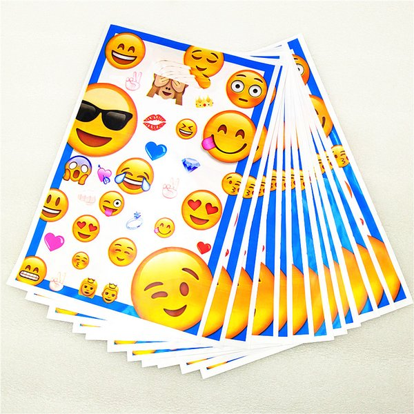 10pcs/lot Gift Bag Emoji Cry Smile Theme Loot Bag Plastic Gift Happy Birthday Party Decoration Supplies for kids baby Shower