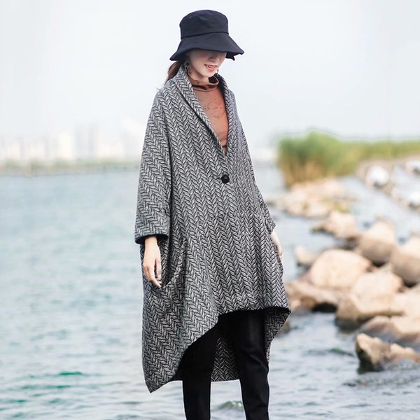 Gris Trench
