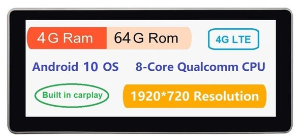 Android 10 HD 4G 64G восьмиядерный